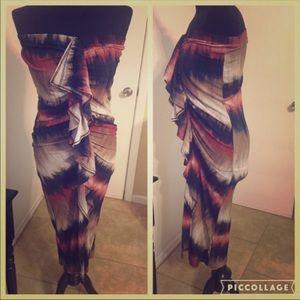 Tye Dye Beach dress!